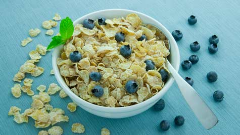 cereal causes weight gain