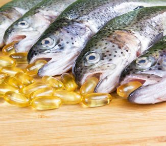 Trout vs salmon omega 3 for Fish rich in omega 3