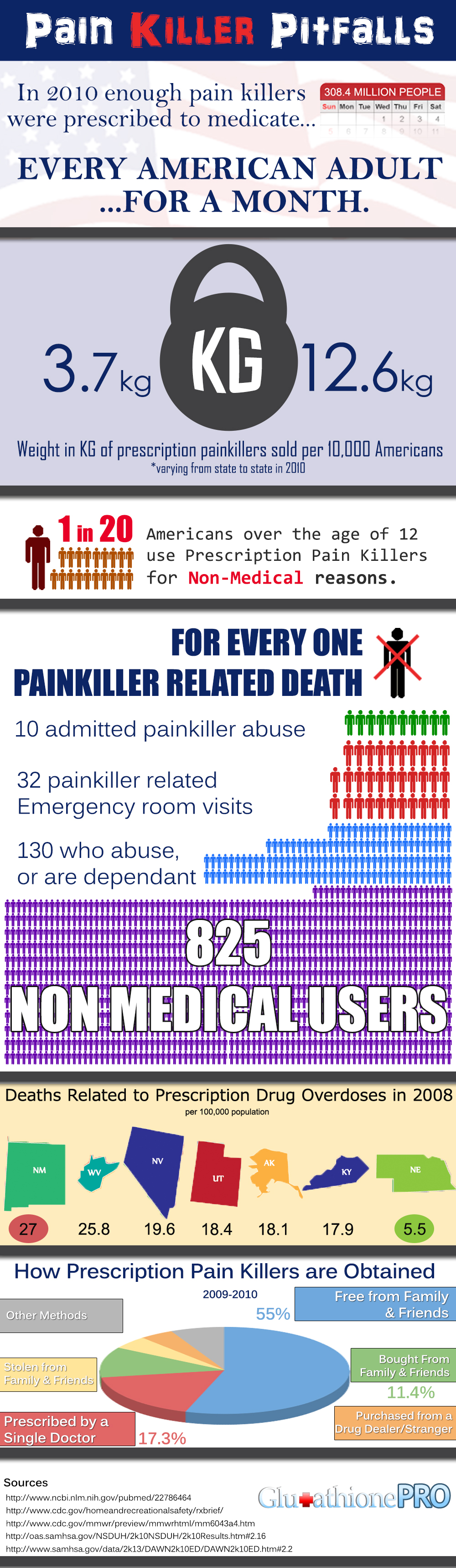 Opioid Painkiller Infographic