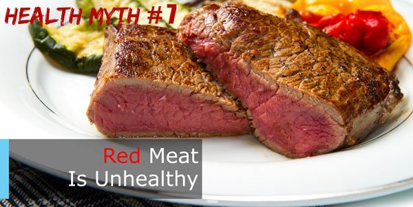 is red meat unhealthy