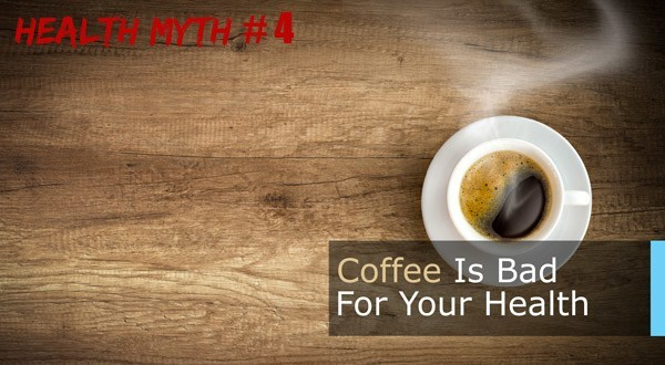 is  coffee bad for your health