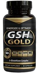 GSH Gold Bottle
