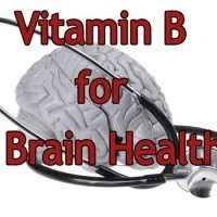 Vitamin B brain health