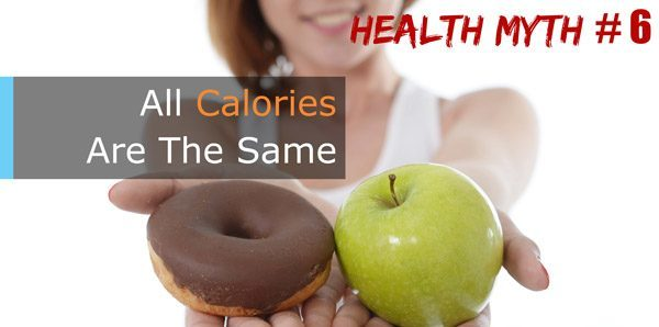 are all calories the same