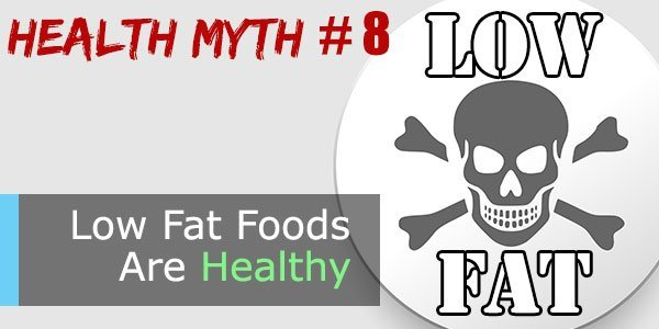 are low fat foods healthier than full fat foods