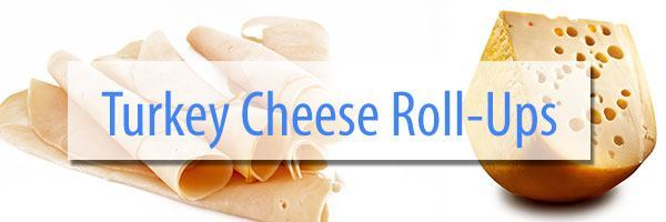 Turkey-Cheese-Roll-up