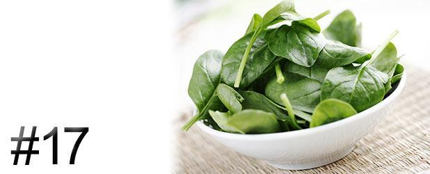 Spinach-for-Brain-Health