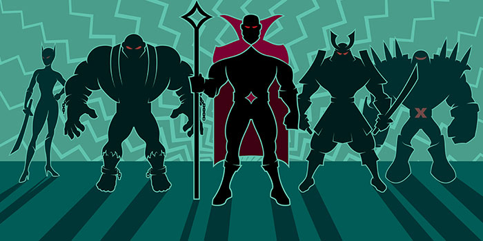 Toxic-supervillains